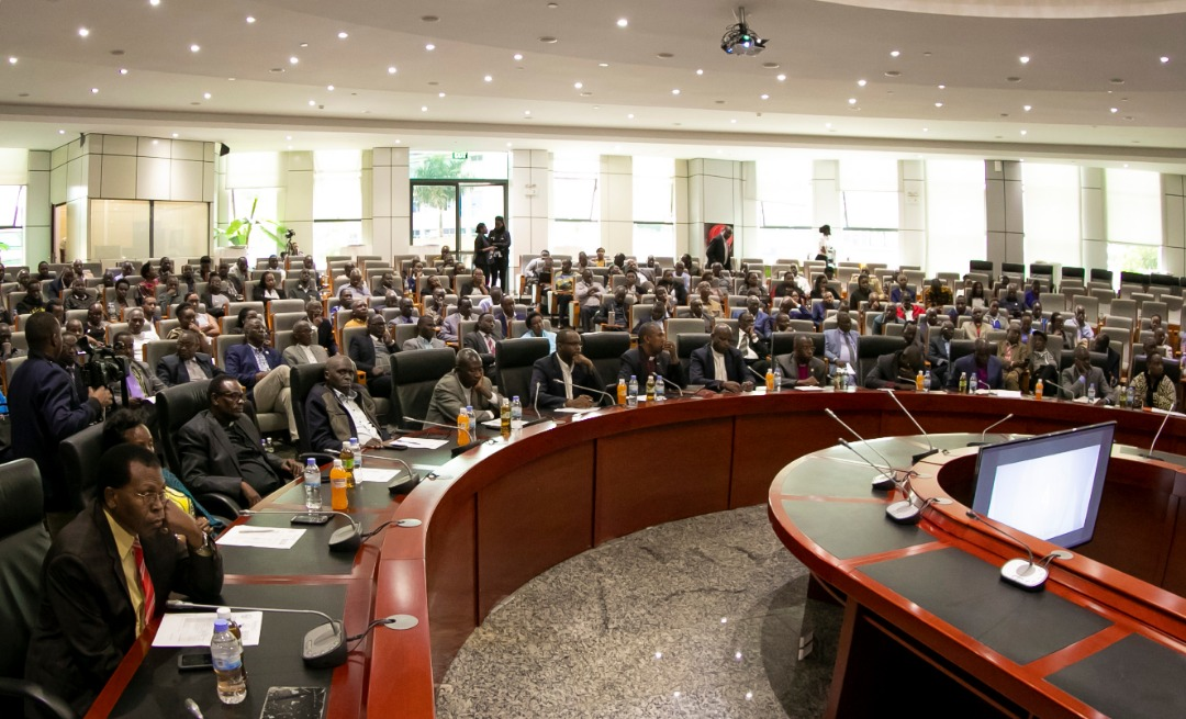 Religious and civil society leaders meet to reflect on the Genocide against the Tutsi