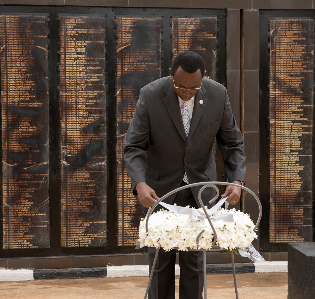 Commemoration week concludes with a tribute to politicians killed for defiance